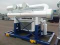 Osuszacz/Schładzacz do usuwania pary wodnej z biogazu spalanego w kogeneracie