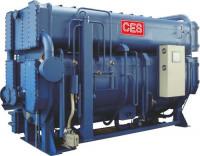 Chillery absorpcyjne wodne z oferty CES