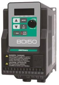 Przetwornica częstotliwości BDI 50 Gefran 0,4-11 kW